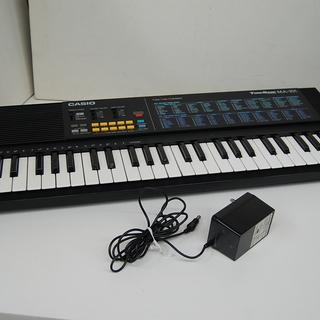 CASIO 電子キーボード MA-101 49鍵盤 ブラッ…