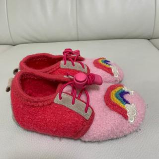 子供 靴 女の子 冬
