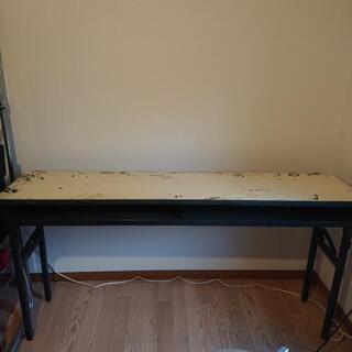 オフィス、倉庫用、折りたたみテーブル 作業台
