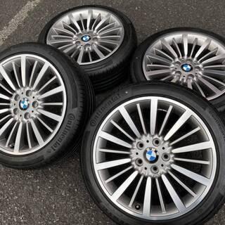 BMW純正マルチスポーク414 18インチ 3シリーズ、4シリーズ