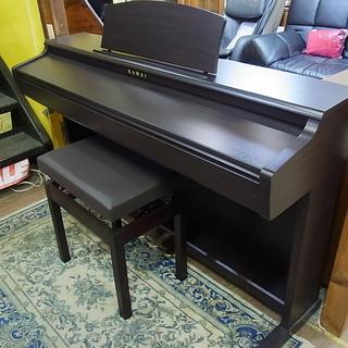 KAWAI カワイ 電子ピアノ CN23R 専用椅子付き デジタルピアノの画像