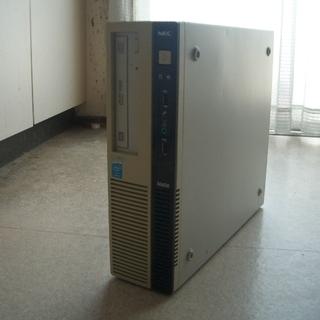 省スペース型 NECデスクトップPC
