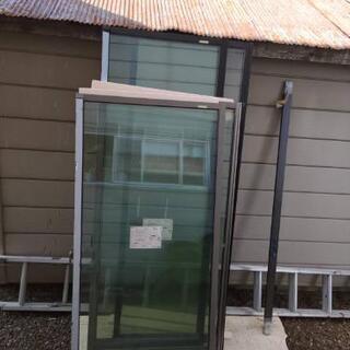 ダブルグラス窓(中古)
