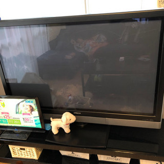 HITACHI プラズマテレビ 50型