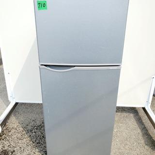 ✨高年式✨710番 シャープ✨ノンフロン冷凍冷蔵庫✨SJ-H12...