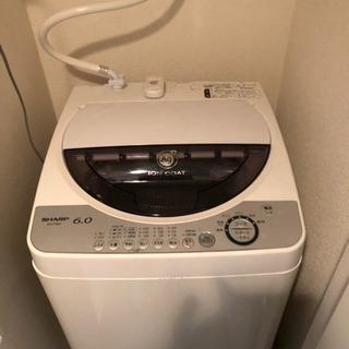 激安6kg洗濯機‼️‼️