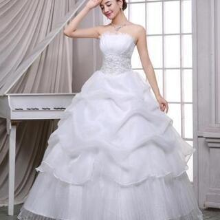 新品 パーティードレス  結婚式 ワンピース ロングドレス ウエ...