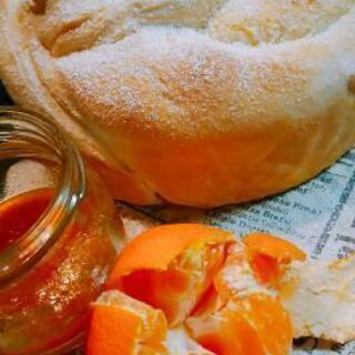個人レッスン~マシュマロシナモンロール&とろけるチーズのちぎりパン