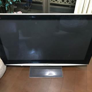 【ジャンク】Panasonic プラズマテレビ 46型