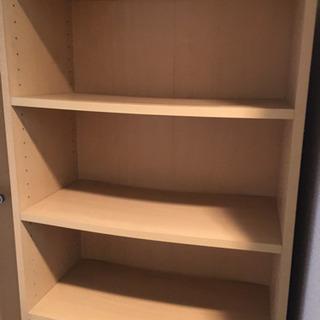 本棚(縦172センチ、横60センチ、奥行30センチ)