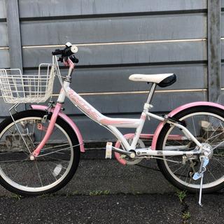 女子 女児 ガールズ 子供用自転車