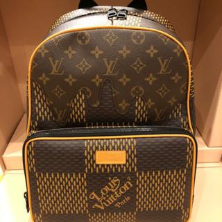 【新品】Louis Vuitton×NIGOコラボ キャンパス・...