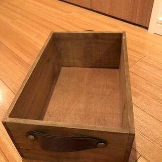 木箱 かご