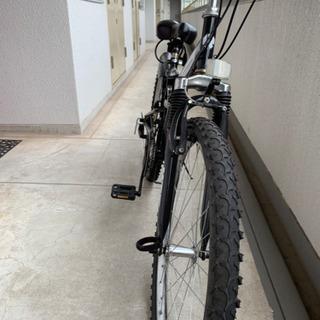 自転車 マウンテンバイク