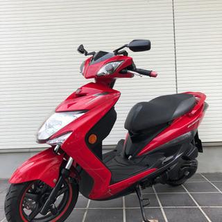 国産 シグナスX SR 3型 大阪〜 程度 良好 16000キロ...