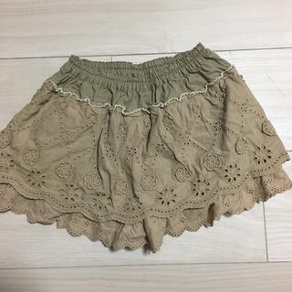 スーリー キュロットスカート 90