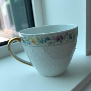 3個リモージュ (コーヒーカップ×3個)