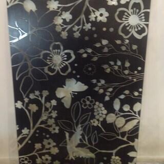 作家さんのガラス装飾品です。チョウチョやお花等ディスプレイ…