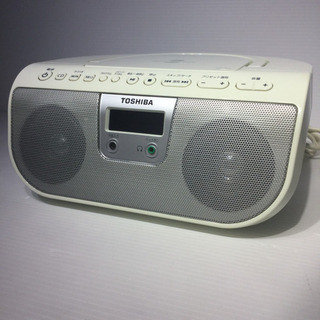 #4039 TOSHIBA CUTEBEAT CDラジオ TY-...