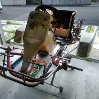 レーシングカート 練習用に