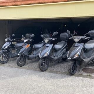 原付125cc マンスリー契約 ¥28000円 レンタル バイク...
