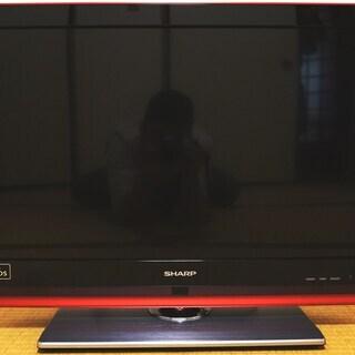 SHARP AQUOS シャープアクオス26インチ LED液晶テレビ
