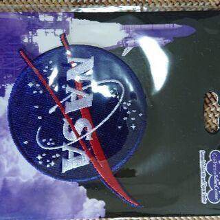 ワッペン NASA パッチ