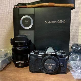 【美品】OM-D E-M5 MarkⅡ 12-40mm pro ...
