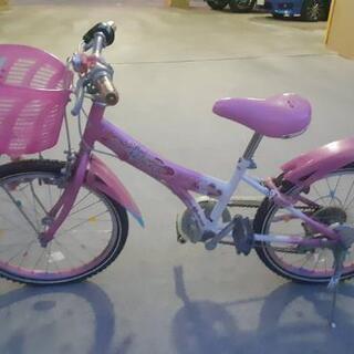 子ども  自転車  ピンク   20インチ