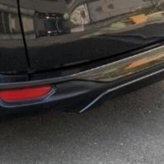 トヨタ シエンタ リヤアンダースポイラー
