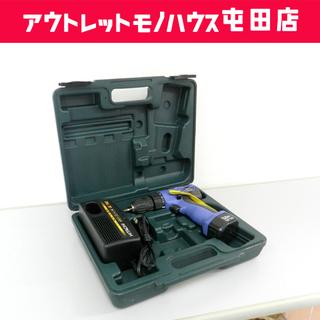 日立工機 10mm 7.2V 充電式 コードレスドライバド…