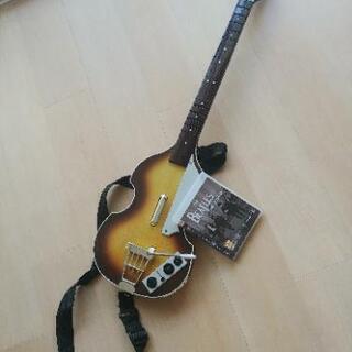 PS3 ROCKBAND BEATLES 限定ギターコントローラ付