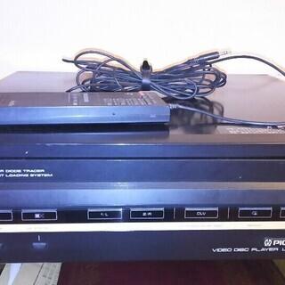 パイオニア レーザーディスク プレーヤー LD-5000 ジャンク