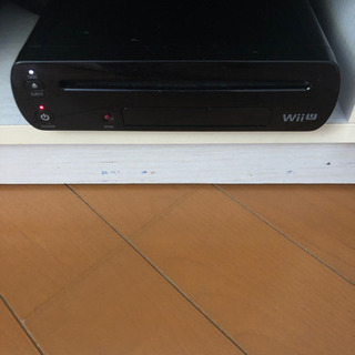 WiiU フルセット ソフト付き
