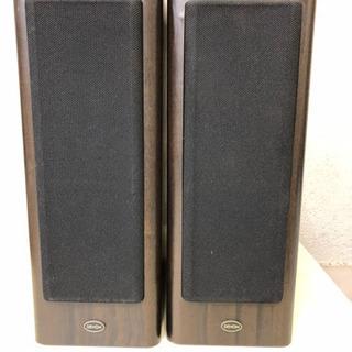 DENON 120W x 2 スピーカー USC-6800
