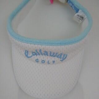 Callaway GOLF サンバイザー(女性用)