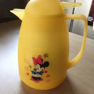 【無料】ミニーマウスの小型保温ポット