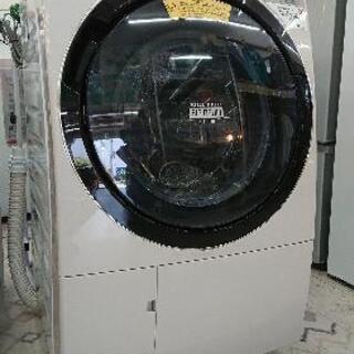 日立 ドラム型洗濯乾燥機 BD-S8800R (2016年製)