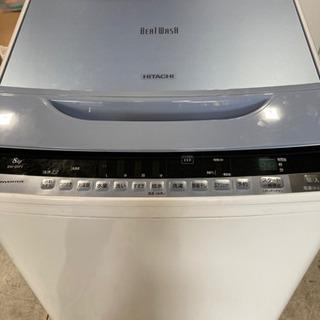 HITACHI 8kg 全自動洗濯機 BW-8WV 2015年製