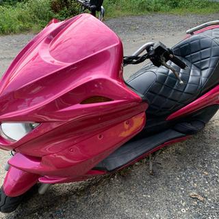 絶好調❗️ピンクメタリック マジェスティ 250 SG03J 自...