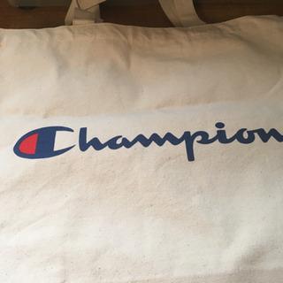 Champion トートバッグ