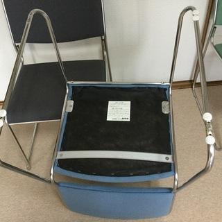 会社で使用していた室内用椅子