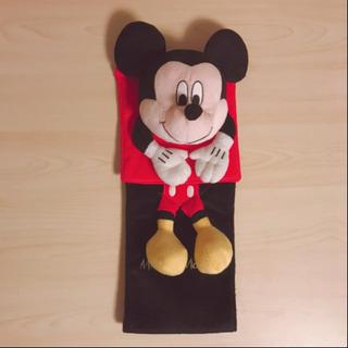 ミッキーマウス★トイレットペーパーホルダーカバー