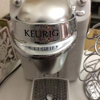 美品KEURIGコーヒー抽出機