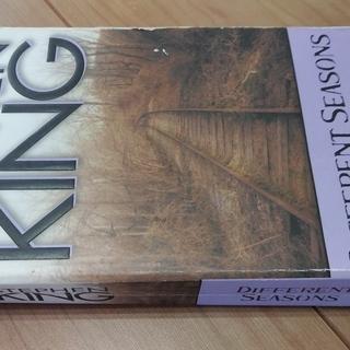 洋書 Defferent Seasons Stephen King