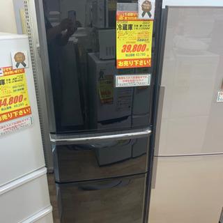 MITSUBISHI製★3ドア冷蔵庫★6ヵ月間保証付き★近隣配送可