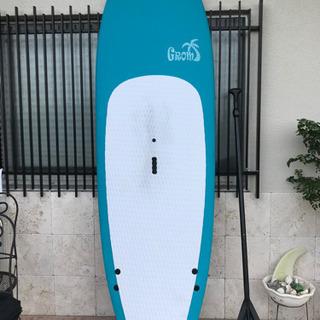 サーフィンも出来るサップボード