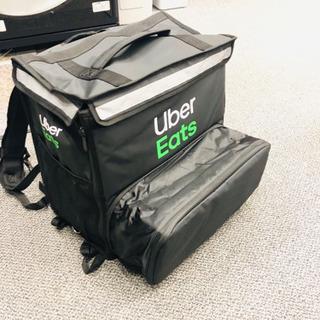 ウーバーイーツ リュック Uber
