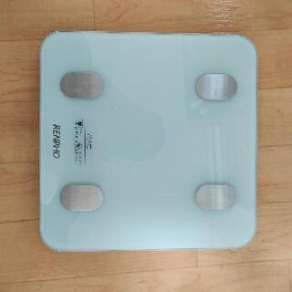 体重計 高精度センサー測定
