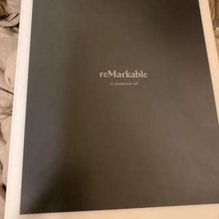 底値 reMarkable Eink タブレット ペーパー ペー...